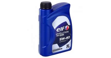 Моторное масло elf evolution 900 sxr 5w40 1л 196114