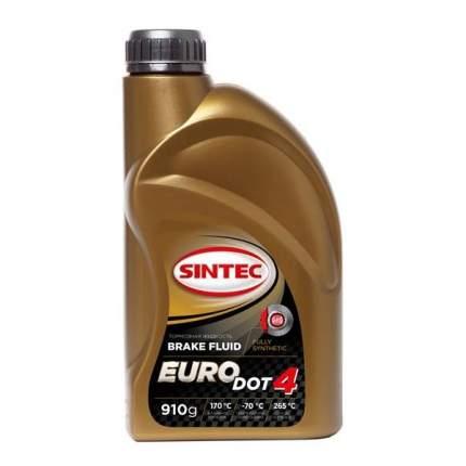 Жидкость тормозная SINTEC 0 910 кг 978923