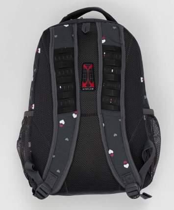 Черный рюкзак для девочки Button Blue для девочек