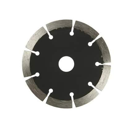 Сегментный отрезной алмазный диск ABC для сухой грубой резки, 125x22.2 мм