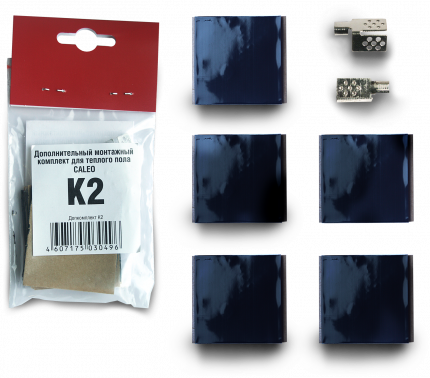 Дополнительный комплект К2 для монтажа пленочного теплого пола