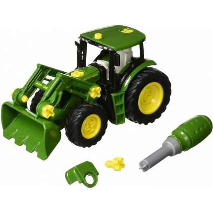 Игровой набор с трактором John Deere KLEIN 3903K