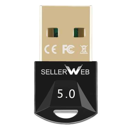 Адаптер Sellerweb MX-51 Bluetooth 5.0 Realtek + диск с драйверами