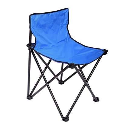 Кресло-стул раскладной туристический для дачи и кемпинга Baziator 5070 (70х45х45см) синий