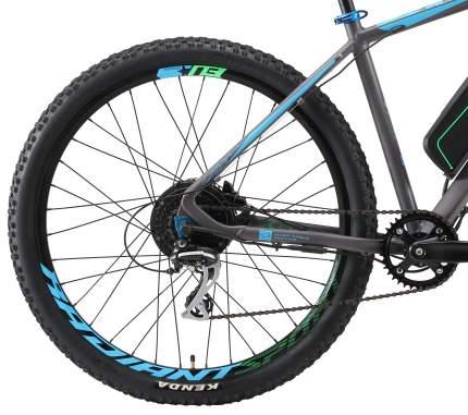 Велосипед Welt E-Rockfall 1.0 2019 S matt grey