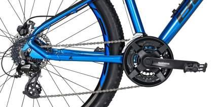 Велосипед Bulls Sharptail 2 Disc 29 2020 M black/blue