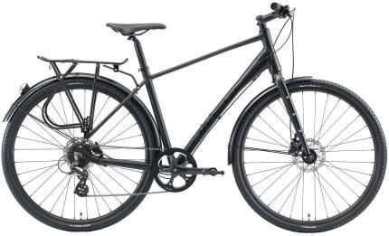 Велосипед Welt Highway 700C 2020 M black matte