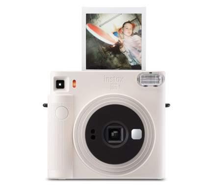 Фотоаппарат моментальной печати  Fujifilm INS SQ 1 White