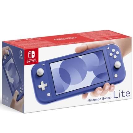 Игровая консоль Nintendo Switch Lite Blue