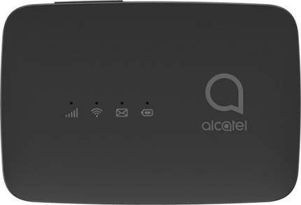 Мобильный роутер Alcatel Link Zone Black