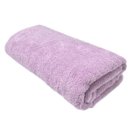 Махровое полотенце АЗ Моно 70*140 сирен