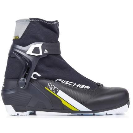 Ботинки для беговых лыж Fischer Xc Control 2019, черные, 43