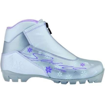 Ботинки для беговых лыж Spine Comfort 83/4 NNN 2019, белые, 35