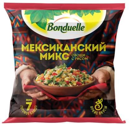 Овощная смесь Bonduelle Мексиканская свежезамороженная 0,4 кг