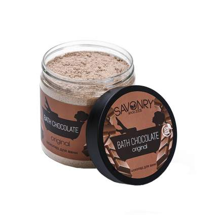 Шоколад для ванн Savonry Original с Какао 500 мл