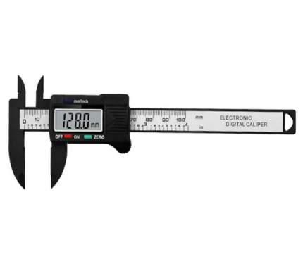 Электронный штангенциркуль ABC 0-100 мм с ЖК-дисплеем (с батарейкой)