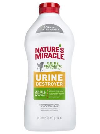Средства для уборки и дезинфекции мест обитания собак 8in1  NM Urine Destroyer, 945мл