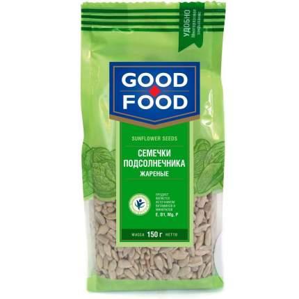 Семечки подсолнечные Good Food сушеные очищенные