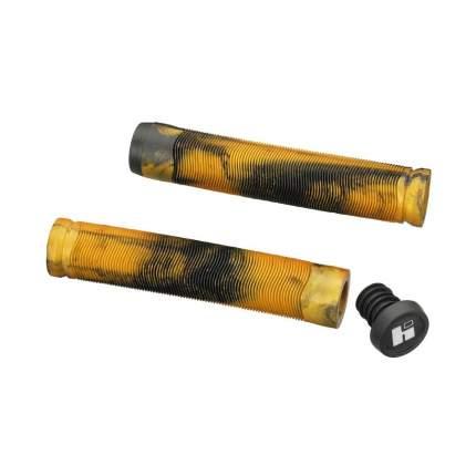 Грипсы HIPE H4 Duo 155 мм black/golden (250754)