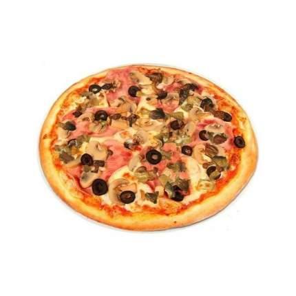 Пицца Виктория С ветчиной и грибами