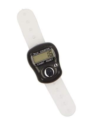 Электронный счетчик нажатий на кнопку (Цвет: Черный  )