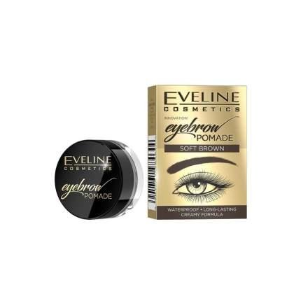 Помада для бровей Eveline Cosmetics Eyebrow Pomade т.Eyebrow Pomade
