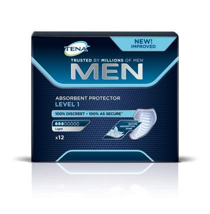 Прокладки урологические Tena Men Light Level 1 для мужчин 12 шт.
