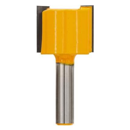 Фреза пазовая DEWALT DT90012 Z2 HM 8мм, d25мм, рабочая длина 20/общая длина 52 мм