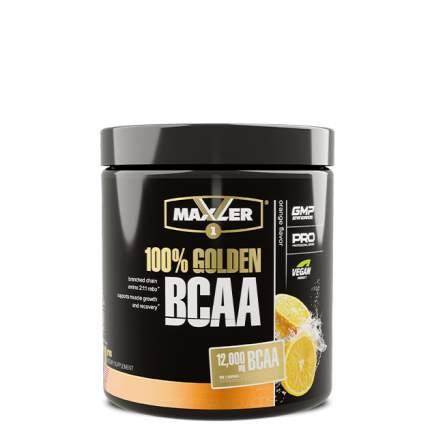 "Аминокислоты БЦАА MAXLER 100% Golden BCAA ""Апельсин"" (210 гр)"