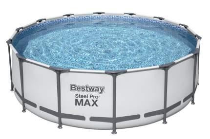 Каркасный бассейн Bestway Steel Pro Max 5612X BW 427х427х122 см