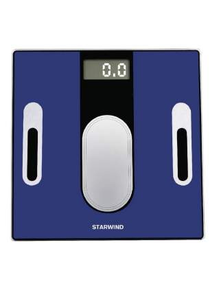 Весы напольные Starwind SSP6050 Blue
