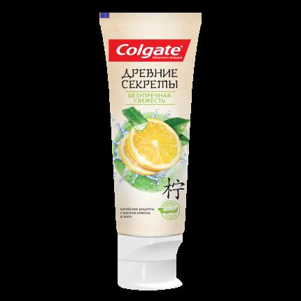 Зубная паста Colgate Древние секреты Безупречная свежесть 75 мл