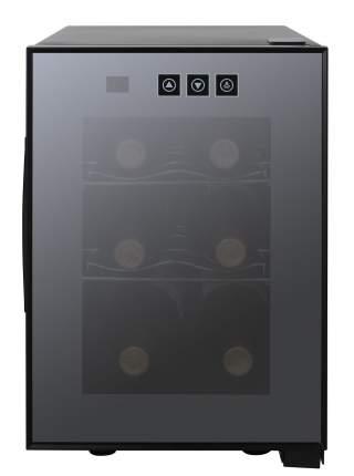 Винный шкаф VIATTO VA-JC16 Black