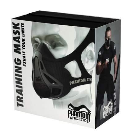 Тренировочная маска Phantom Training Mask черный L