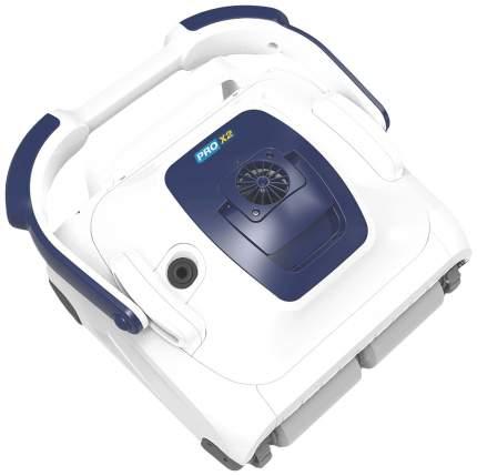 Автоматический донный очиститель PRO X1 в комплекте с кабелем 23м и тележкой