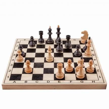 Шахматы Lavochkashop складные турнирные Игрок из бука