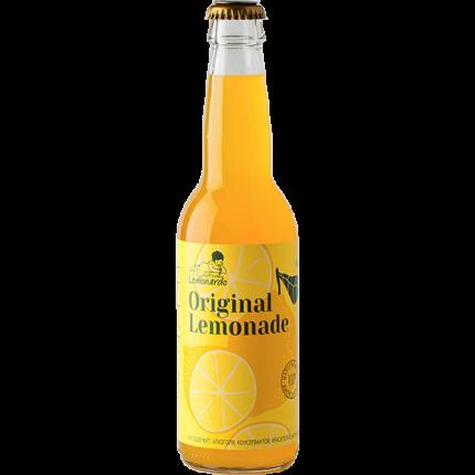 Натуральный лимонад с маракуйей / Lemonardo Original Lemonade, 330мл. 12шт.