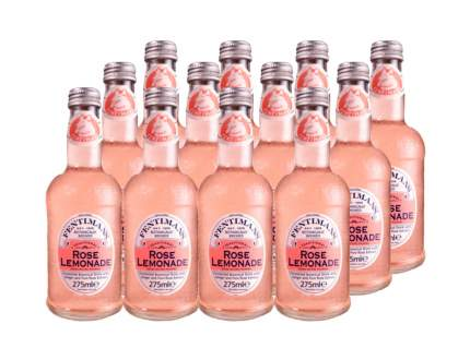 Лимонад  Fentimans Rose Lemonade, 0.275 л,/ 12 шт.