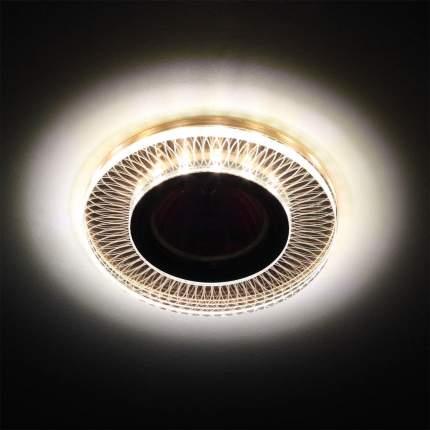 Точечный светильник ЭРА DK LD44 TEA 3D Б0037354