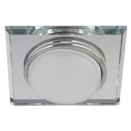 Встраиваемый светильник ЭРА GX53 DK79 SL Б0019578