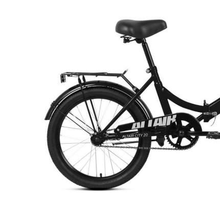 """Велосипед Altair City 20 2021 14"""" черный/серый"""