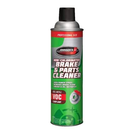 Очиститель тормозов JOHNSEN'S BRAKE & PARTS CLEANER (397 гр) 2417