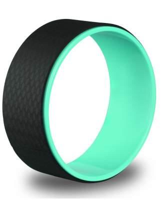 Колесо для йоги Indigo 97475 IR A, зеленый