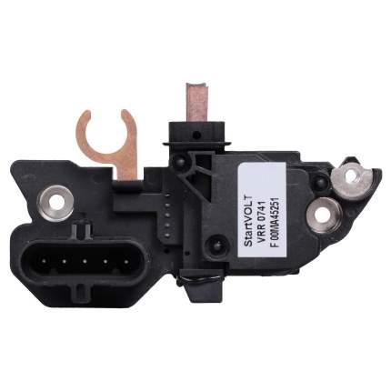 Регулятор напр генератора для КАМАЗ 65115/ПАЗ 3204/ISDe/IVECO STARTVOLT VRR 0741