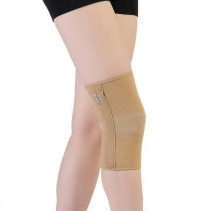B.Well W-332 / Би Велл - бандаж на коленный сустав, XL, бежевый