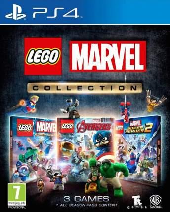 Игра LEGO Marvel: Коллекция (Collection) для PlayStation 4