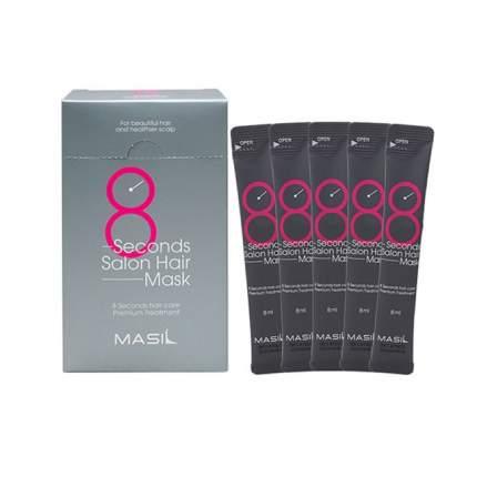 Маска Masil 8 Second Salon Hair Mask для Волос Салонный Эффект за 8 секунд, 8 мл*20 шт