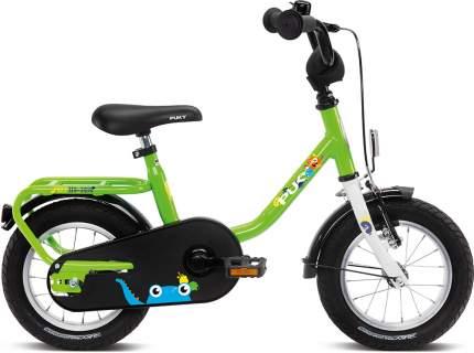 Двухколесный велосипед Puky STEEL 12 4115 kiwi салатовый