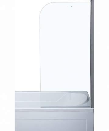 Шторка для ванны Aquanet SG-750, прозрачное стекло