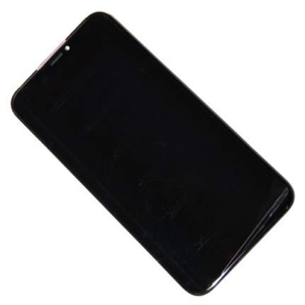 Дисплей для iPhone X модуль в сборе с тачскрином (Hard OLED) <черный>